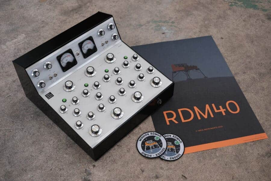 RDM40 Mixer by Varia Instruments