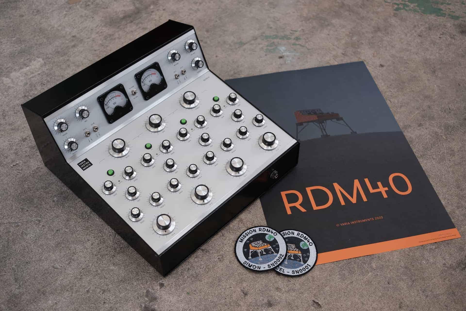 RDM40 – Mixer by Varia Instruments